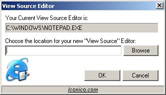 View Source Editor