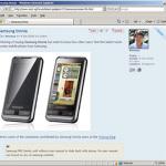 Samsung Omnia Forum