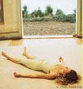 Easy Yoga Pose - Shavasana/Corpse
