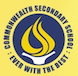 Commonwealth Secondary School badge