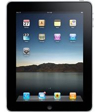Apple iPad 3 launch 2012