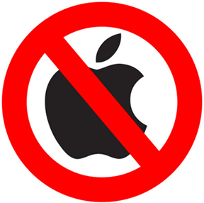 No Apple products at IT Show 2012