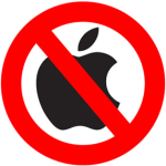 No More Apple Products at IT Show 2012