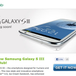 Samsung Galaxy S3 Pre-order in Singapore
