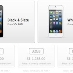 iPhone 5 Singapore Price