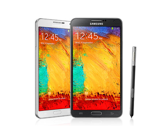 Samsung Galaxy Note 3 with S Pen
