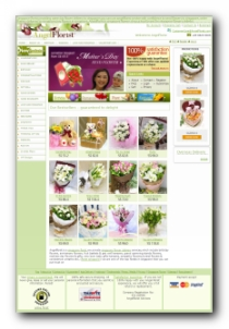 Flower shop angelflorist
