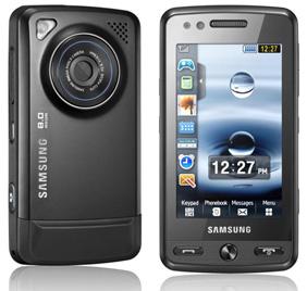 Samsung Pixon M8800