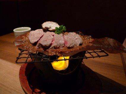 Beef @ Waraku Restaurant