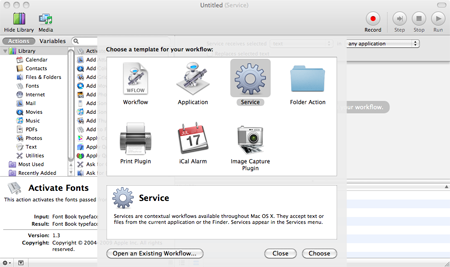 Step 1: Open Automator Application folder