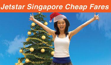 Jetstar Singapore Cheap Fares